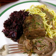 German Rouladen Recipe