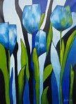 abstracte tulp - Bing Изображения