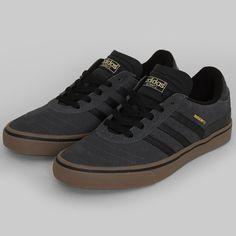 Adidas Busenitz Vulc shoes dark grey
