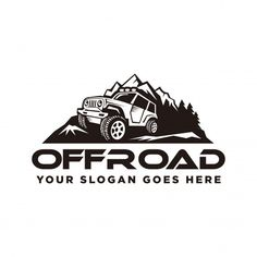 Adventure 4x4, Off Road Adventure, Address Label Template, Label Templates, Offroad, Rick And Morty Quotes, Road Logo, Garage Logo, K Logos