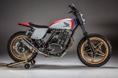 onda FT500 Ascot ‪Street Tracker‬ by Motorelic.