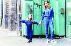 We love these boiler suits - because fashion can be fun and comfortable as well as stylish