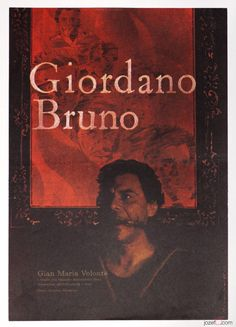 Film poster auction / BI-WEEKLY Tuesday AUCTION / 01.11.2016 / GIORDANO BRUNO £0.99 start price / Magical Movie Posters for Everyone !! / #postersale #movieposter