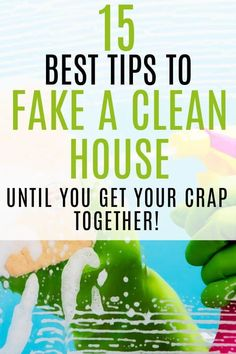 HUMOR POSTER~Vintage A Clean House Is a Sign of a Wasted Life Classic Print New~