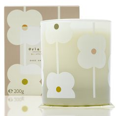 orla kiely from Ocado, the online supermarket Online Supermarket, Orla Kiely, Sage, Competition, Finding Yourself, Place Card Holders, Candles, Fun, Board