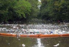 Stemming the Plastic Tide: How Latin America Is Combating Marine Debris Latin America, South America, City Clean, River Mouth, Marine Debris, Water Management, Building, Beach, Plastic
