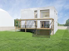 cubic family house