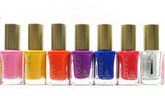 L'Oreal Paris Neon Colour Riche Nail Collection
