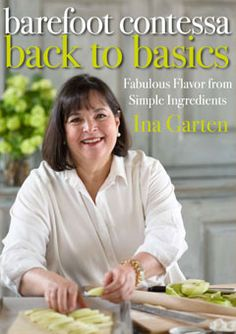 Back to Basics.  I love this cookbook because most of the recipes in it are easy and delicious.  I have made quite a few recipes from this book and they have all been hits with my husband and friends.  Oh and most of them are healthy or you can modify to be healthy.