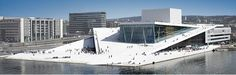 Exhibiton: SNØHETTA - WORLD ARCHITECTURE