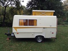 What a roomy little unit this Campster is. I have always admired the fiberglass trailers. The pop up top adds a uniqueness to this one as well as much needed interior height. This trailer is owned …