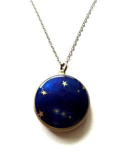 Libra Constellation Astrology Horoscope Locket