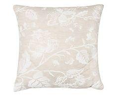 Cuscino arredo in lino e cotone Alec - 45x45 cm