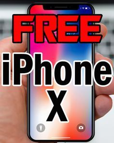 Get an iPhone X for free. Enter for a chance to Win brand new iPhone X. Don't miss the chance! It is common that liking one of the revolutionary brands like iPhone devices often and seeking for it is a natural thing. Iphone 3gs, New Iphone, Iphone 7 Plus, Apple Iphone, Microsoft, Xbox, Win Phone, Free Mobile Phone, Play Quiz