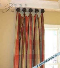 Image Detail For Tuscan Window Treatments Coverings D Hanging Curtains