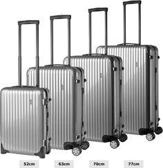 luxury luggage love it rimowa lufthansa alu collection. Black Bedroom Furniture Sets. Home Design Ideas