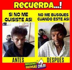 Imagenes Chistosas con frases para reirse mucho jaja. - Taringa! Funny Spanish Memes, Spanish Humor, English Jokes, Humor Mexicano, Funny Images, Hilarious, Lol, Friends, Joy