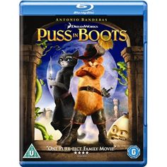Puss In Boots (Blu-ray)