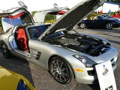 SLS AMG by jparrott. Click to view more photos and mod info.