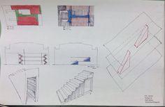 Design process of bookshelf+staircase #48105 #parasite