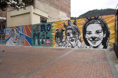 Art Project Colombia - Toxicomano, DJLU, Ceroker #StreetArt