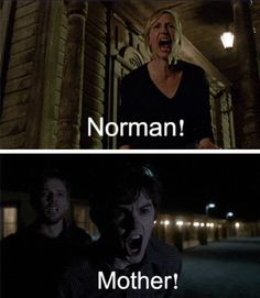 Pretty much sums up Bates Motel