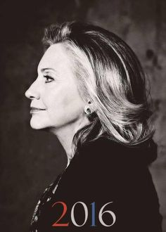 #Hilary 2016 Always classy and intelligent