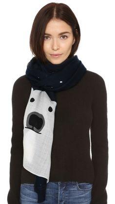 Mr. Polar Bear, please keep us warm this winter.