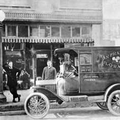 San Francisco Floral was started in 1913 by an Italian immigrant on J Street (now Fulton Street).