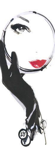 62 New Ideas pop art inspiration ideas fashion illustrations Illustration Mode, Fashion Illustration Sketches, Fashion Sketches, Beauty Illustrations, Drawing Fashion, Vintage Illustrations, Art Sketches, Rene Gruau, Lulu Guinness