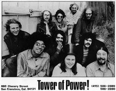 One of my favorite bands of all time...as of now, it's been the best concert I've beenn to - Tower of Power