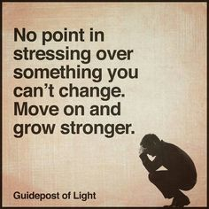 grow stronger