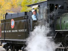 Colorado Railroad Museum: Denver Rio Grande Western ©Chasing Light Media