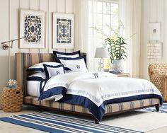 completo letto fascia blue