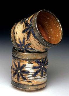 Gillian Parke pottery.