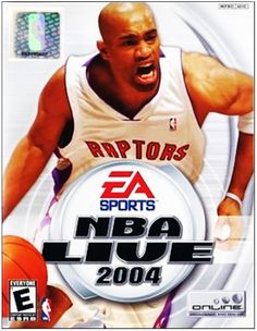 With expanded EA Sports Freestyle Control, authentic basketball gameplay, and stunning graphics, NBA Live 2004 delivers the definitive basketball experience National Basketball League, Basketball Leagues, Sports Basketball, Playstation 2, Xbox, Marv Albert, Nba Arenas, Gaming Computer Setup, Gamecube Games