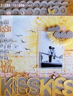 Kiss Kiss by marisa K at Studio Calico