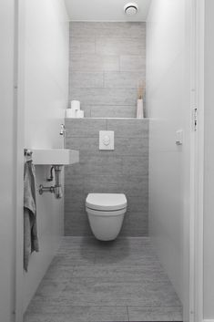 Toilet Design 1 Nice Looking Find This Pin And More On Toilet Inspiratie. Toilet Design 1 Nice Looking Find This Pin And More On Toilet Inspiratie. Bathroom Layout, Modern Bathroom Design, Bathroom Interior, Bathroom Ideas, Bathroom Remodeling, Bathroom Grey, Bathroom Designs, Cloakroom Toilet Downstairs Loo, Small Narrow Bathroom