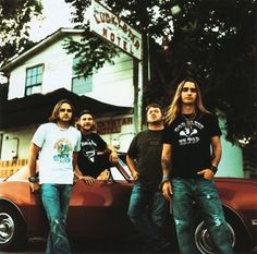 Cross Canadian Ragweed | My 1st Texas Music concert | Sangerhalle | November 2002