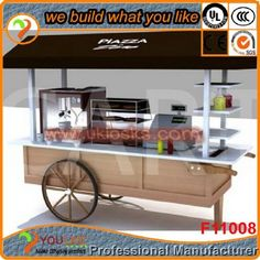 2014 Indoor crepe cart with with wheels,customizable pizza cart for sale,wood food cart for sale with LOGO                                                                                                                                                      More