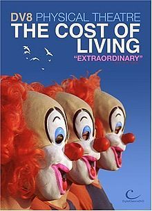 The Cost of Living is a British physical theatre dance film made in 2004 by DV8 Films Ltd. and Channel 4. It is an adaptation of a stage pro...