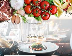 """Check out new work on my @Behance portfolio: """"Ristorante pollo"""" http://be.net/gallery/36240841/Ristorante-pollo"""