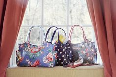Cath Kidston AW15 - Printed Day Bags
