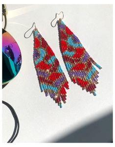 Loose-15 Grams-U Pick Japanese Delica Fringe Glass Beads 16 Colors