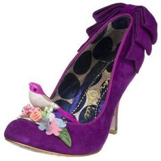 Irregular Choice, Ami The Dancer, Womens High Heel Pump with Bow at Ankle and Fun detail on toe, Purple, 10 M US Women Irregular Choice, http://www.amazon.com/dp/B009Z2RHTQ/ref=cm_sw_r_pi_dp_wEVfrb1J74VCA