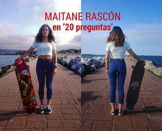 Maitane Rascón #en20preguntas