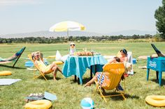 Pin for Later: How to Throw a Pool Party When You Don't Have a Pool Pool Alternative