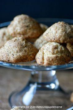 Zimtkeks und Apfeltarte: Yummie Zimt-Walnuß-Cookies