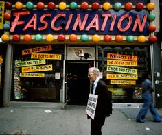 Fascination (Times Square, NYC 1980)