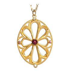 Valentines Necklace, Megan Thorne